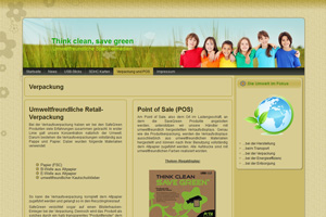 www.thinkcleansavegreen.de